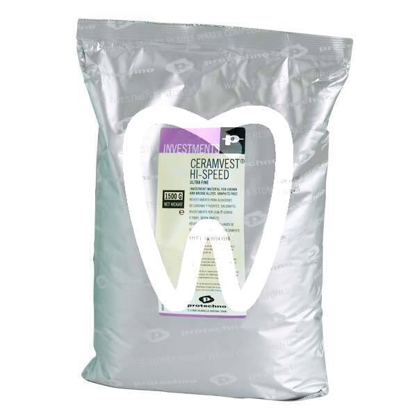 Product - CERAMVEST® HI-SPEED POWDER 7.5KG (50 x 150G)