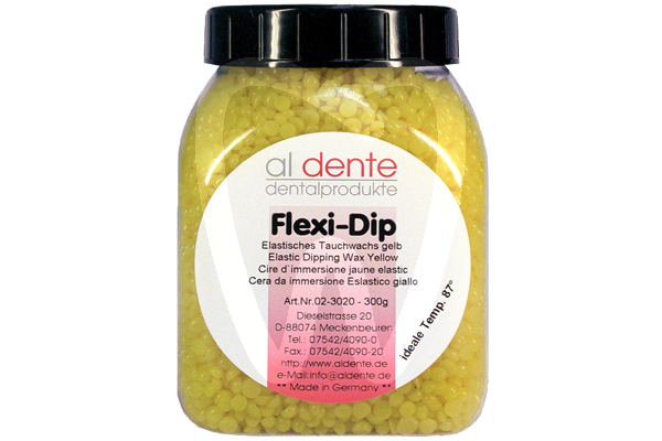 Product - FLEXI-DIP DIPPING WAX, YELLOW