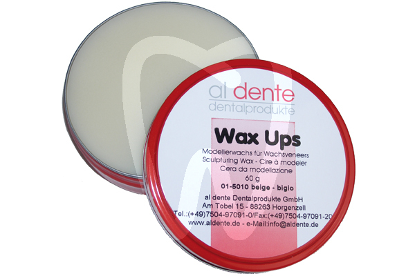 Product - AL DENTE WHITE WAX