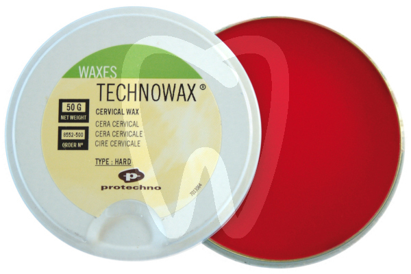Product - TECHNOWAX® CERVICAL, RED