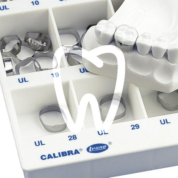 Product - CALIBRA® ANATOMICAL MOLAR BANDS
