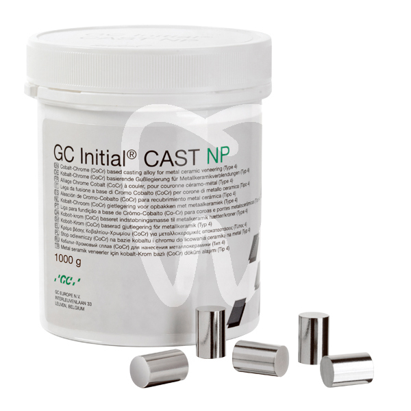 Product - GC INITIAL CAST NP COCR