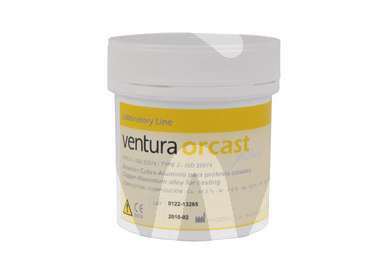 Product - VENTURA ORCAST 2 PLUS COPPER ALLOY FOR RESINS OR COMPOSITES