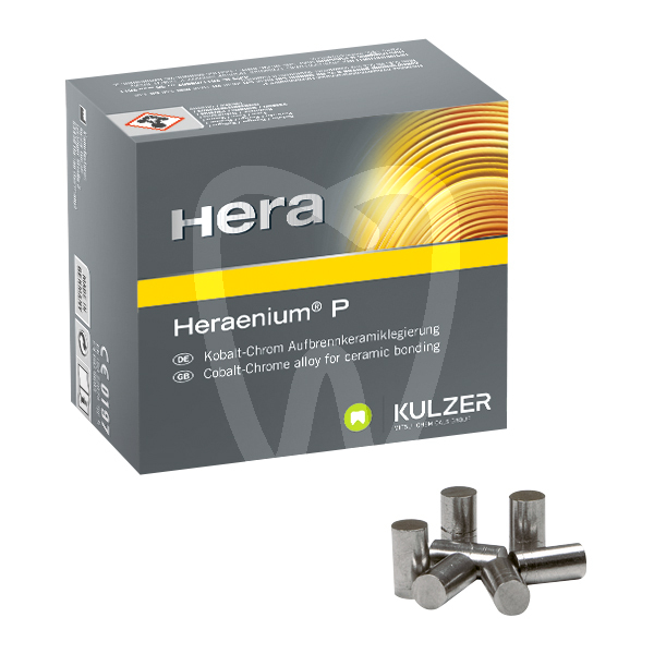 Product - HERAENIUM® P (CoCr FOR CERAMICS) 1000G