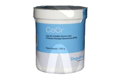 Product - CoCr FOR PARTIAL DENTURES