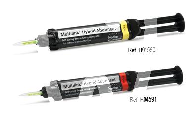 Product - MULTILINK® HYBRID ABUTMENT, 1 SYRINGE