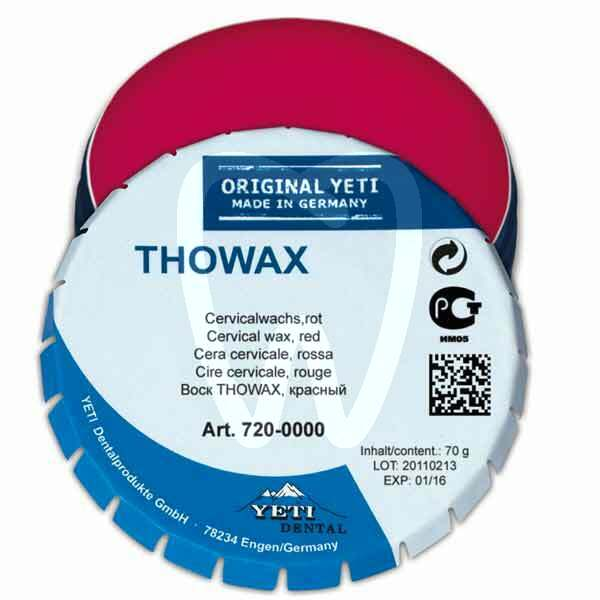 Product - YETI THOWAX CERVICAL WAX NO 720