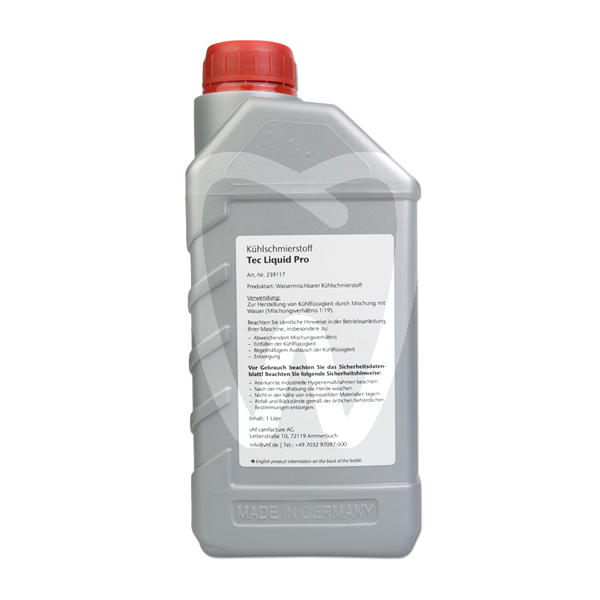 Product - TEC LIQUID PRO COOLING LUBRICANT