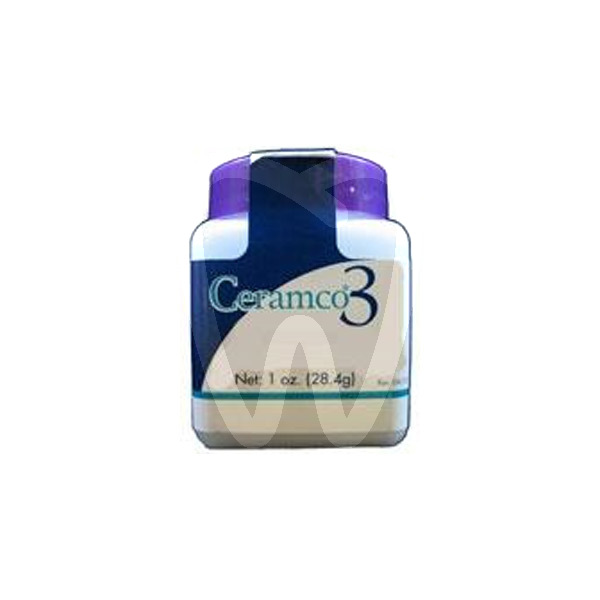 Product - CERAMCO® 3 OPACEOUS DENTINE REFILL, 100G