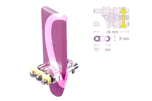 Product - STANDARD EXPANSION SCREW, MEDIUM 14MM