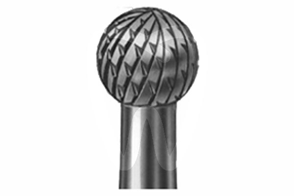 Product - TUNGSTEN CARBIDE BALL-ENDED BUR CC71MX.104.050