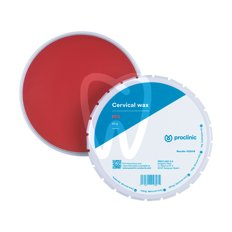 Product - CERVICAL WAX, RED