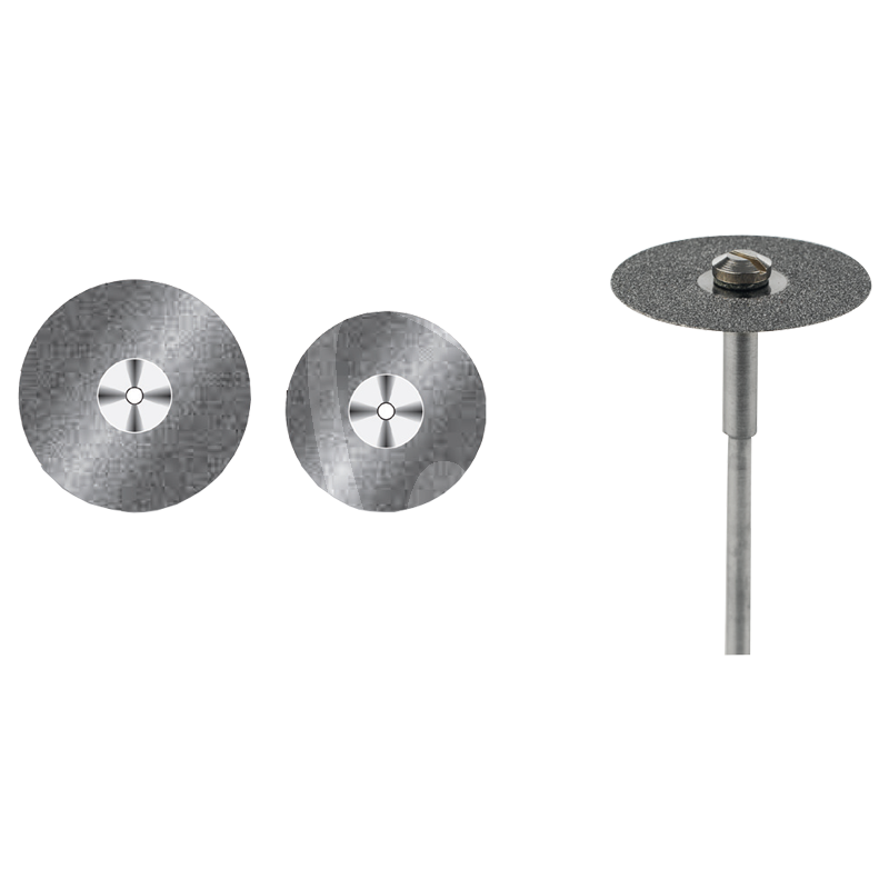 Product - FLEX SINGLE-SIDED DIAMOND DISC, 22 AND 19MM.