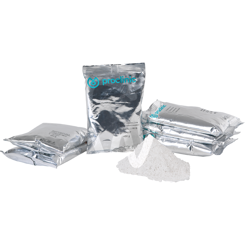 Product - FIXED DENTURE LINER 30 X 160G (4.8KG)