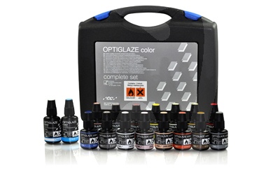 Product - OPTIGLAZE COLOR SET