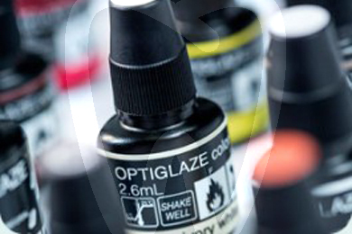 Product - OPTIGLAZE™, VARIOUS COLOURS, 2.6ML