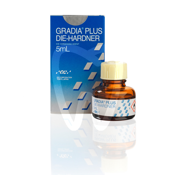 Product - GRADIA PLUS DIE-HARDENER