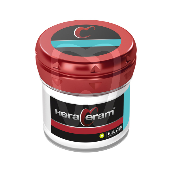 Product - HERACERAM OPAL TRANSPARENT REFILL, 20G