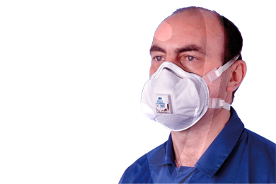 Product - FFP2D MASK WITH VALVE, BOX OF 5