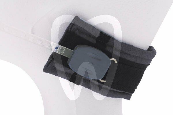 Product - CUSHIONED CERVICAL STRAP BLUE