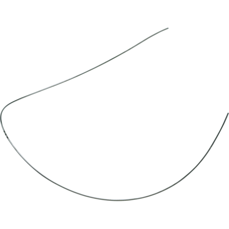 Product - SUPERELASTIC NITI REVERSE CURVE OF SPEE ARCHWIRES RECTANGULAR