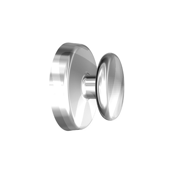 Product - FLAT LINGUAL BUTTON EXTRE NO-NICKEL