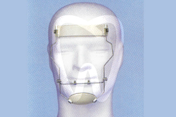 Product - DELAIRE FACE MASK WITH HORIZONTAL ADJUSTMENT