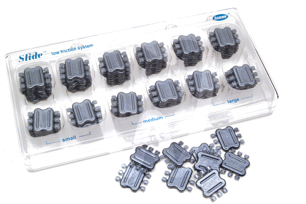 Product - SLIDE LOW FRICTION ELASTIC LIGATURES KIT