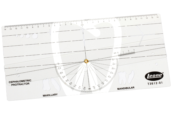 Product - PROTRACTOR / GONIOMETER / TOOTH TEMPLATE