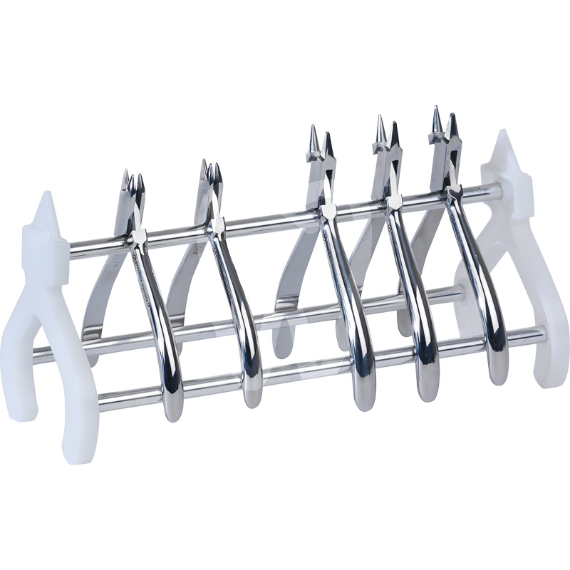 Product - ALUMINIUM AND PLASTIC PLIERS RACK