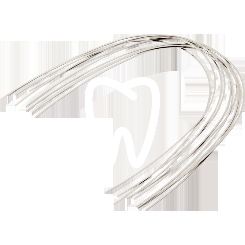 Product - RECTANGULAR COPPER NITI EUROPA II ARCHWIRES