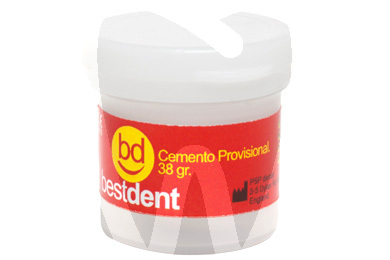 Product - TEMPORARY FILLING CEMENT - IVORY