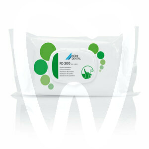 Product - FD 300 ALCOHOL-FREE DISINFECTANT WIPES EN 14476
