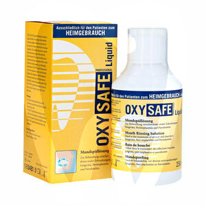 Product - OXYSAFE PROFESSIONAL - MOUTHWASH