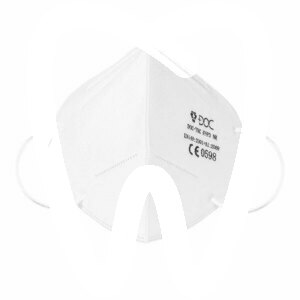 Product - FFP3 HIGH-FILTRATION FACE MASK WITHOUT VALVE