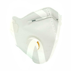 Product - PPE - FFP3 RESPIRATORS WITH VALVE