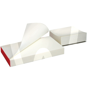 Product - WHITE PAPER MIXING PAD 7X8