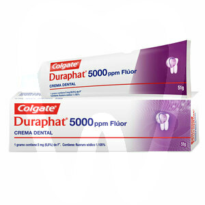 Product - DURAPHAT 5000 DESENSITISING CREAM