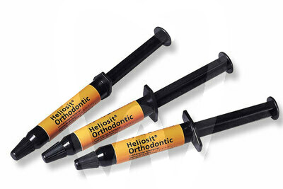 Product - HELIOSIT-ORTHODONTIC REFILL 3X2,5 G