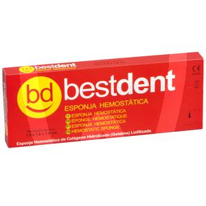 Product - HEMOSTATIC SPONGE 10u. BESTDENT