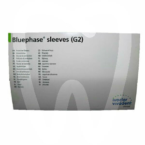 Product - PROTECTOR SLEEVE FOR BLUEPHASE G2 (5X50)