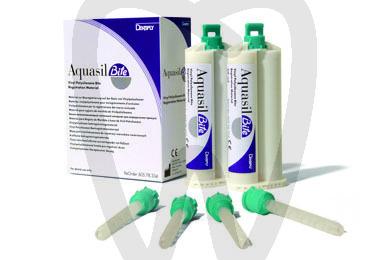 Product - AQUASIL™ BITE 2 x 50ml + 12 MIXING TIPS