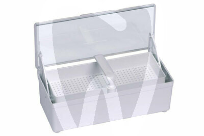 Product - PLASTIC INSTR. DISINFECTION BOX  LT.1,2