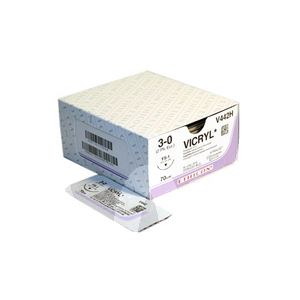 Product - VICRYL® SUTURE W9756 6-0 S-22 45cm