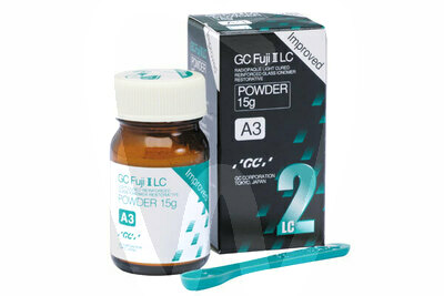 Product - GC FUJI II LC IMPROVED 15 G POWDER A3