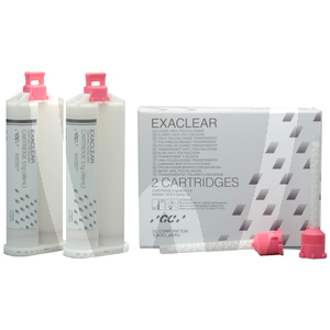 Product - EXACLEAR TRANSPARENT SILICONE