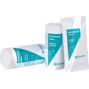 Product - DISINFECTANT WIPES 30 SEC. REFILL EN 14476