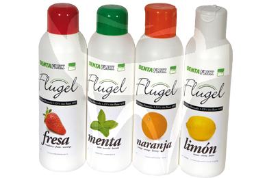Product - FLUGEL FLUORIDE GEL