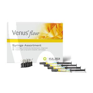 Product - VENUS FLOW ASSORTED (4 SYRINGES X 1,8 G)