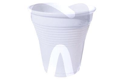 Product - WHITE PLASTIC CUPS  1000PCS